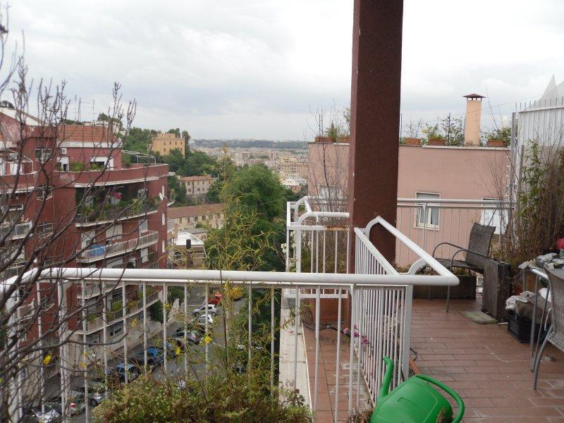 Splendido attico Via Livio Andronico – Balduina- - Foto 2