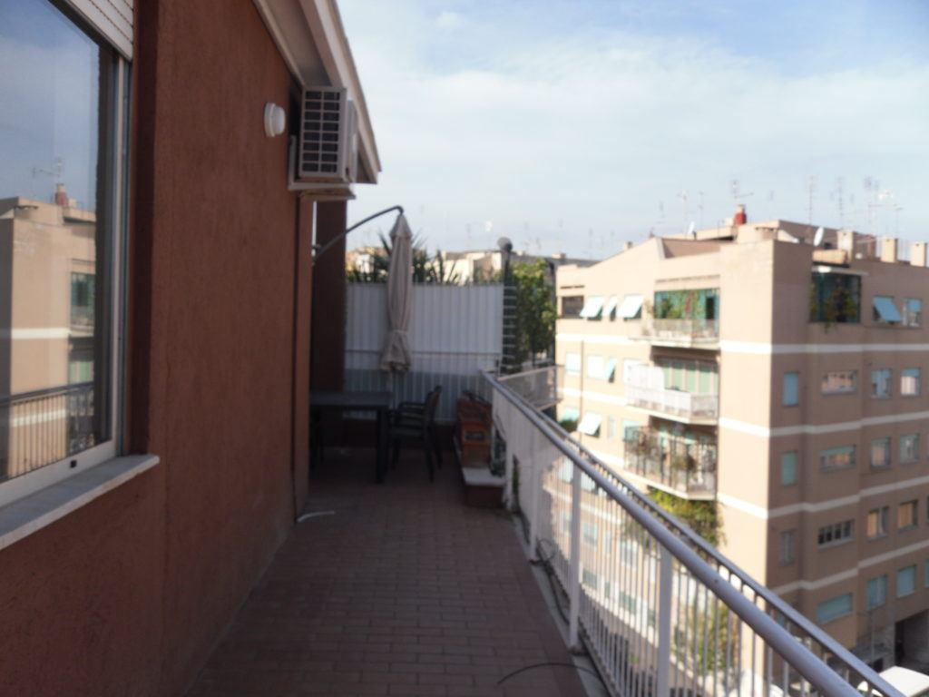 Splendido attico Via Livio Andronico – Balduina- - Foto 3
