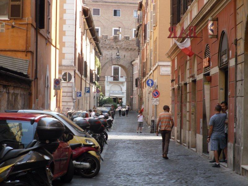 Affitto Roma Borgo, Via Plauto, in pieno centro storico - Foto 5