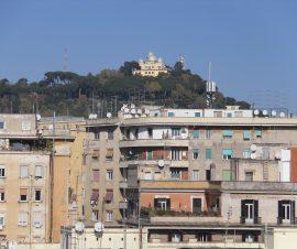 Appartamento Roma Prati Panoramico