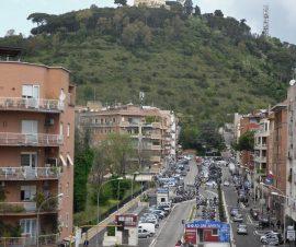 Roma Prati delle Vittorie Panoramico e Luminoso