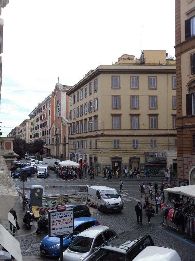 Prati Via degli Scipioni a 50 mt. da San Pietro con terrazzo - Foto 2