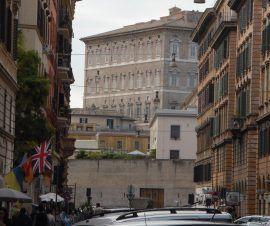 Prati Via degli Scipioni a 50 mt. da San Pietro con terrazzo