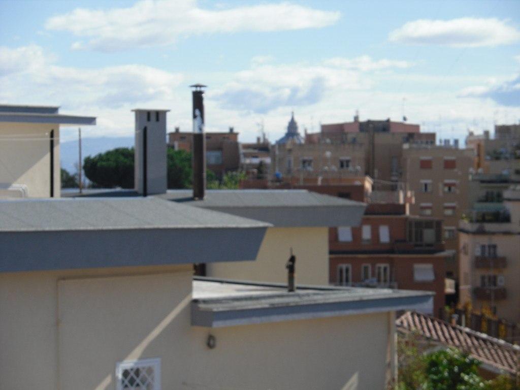 Roma Balduina Proba Petronia attico panoramicissimo - Foto 1