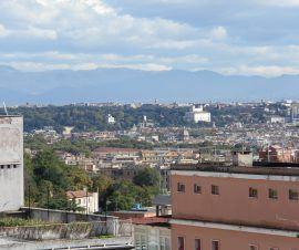 Roma Balduina Proba Petronia attico panoramicissimo