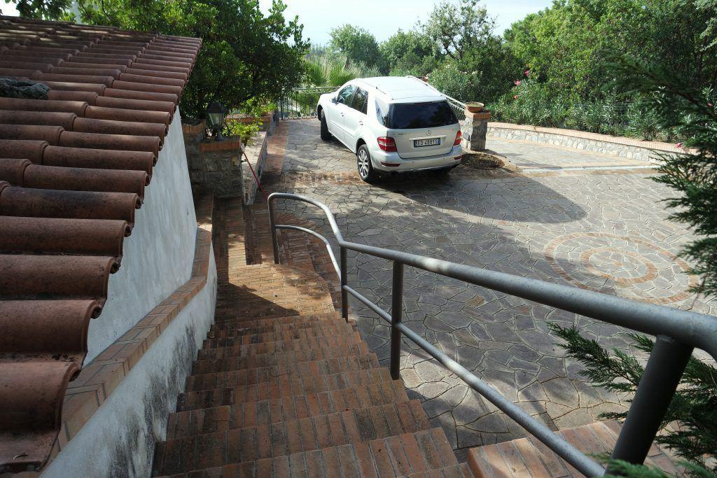 Golfo di Policastro Villa bilivello con Parco - Foto 5