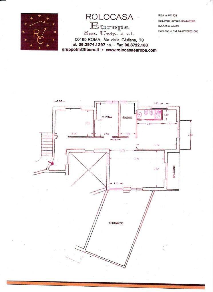 Attico in Vendita Roma Zona Balduina – Ristrutturatissimo e mai Abitato - Foto 17