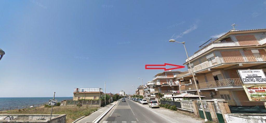 Tor San Lorenzo – Ardea – Attico Fronte Mare soli 10 mt dalla Spiaggia - Foto 2