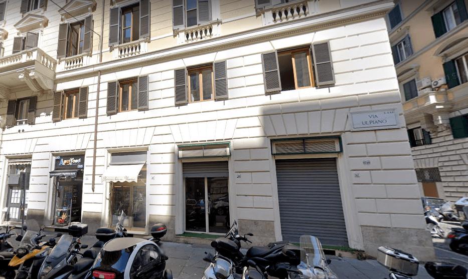 Roma Piazza Cavour Locale C/1 Tre Vetrine – Più Sottostante Locale C/2 - Foto 4