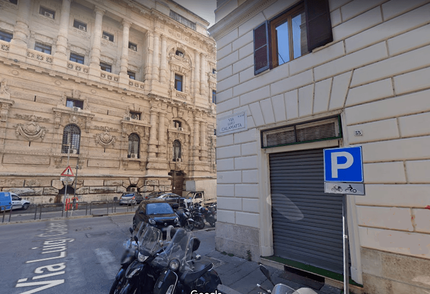 Roma Piazza Cavour Locale C/1 Tre Vetrine – Più Sottostante Locale C/2 - Foto 6